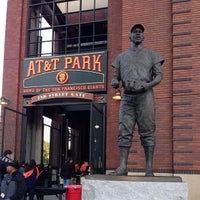 Photo taken at AT&T Park by Rolando on 7/10/2013