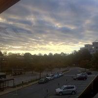 Photo taken at Rockville Metro Station by Omavi N. on 9/28/2013