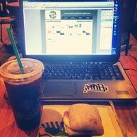 Photo taken at Starbucks by Mike C. on 11/19/2013