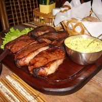 Photo taken at Picanha Mania by Edgard A. on 4/12/2013
