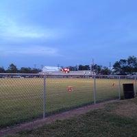 Photo taken at Dawson Independent School District by Derek M. on 9/28/2012