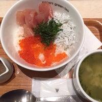 Photo taken at nana's green tea 東京スカイツリータウンソラマチ店 by Qew H. on 12/18/2015