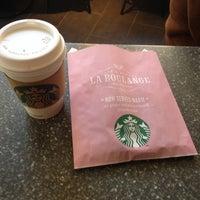 Photo taken at Starbucks by Mikhail D. on 3/21/2014