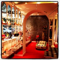 Photo taken at Christian Louboutin by kittyhelen C. on 3/8/2013