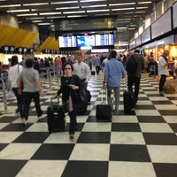 Photo taken at Sao Paulo Airport / Congonhas (CGH) by Carlos S. on 1/25/2013