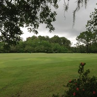 Photo taken at Disney's Osprey Ridge Golf Course by Herb S. on 5/2/2013