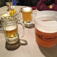 Photo taken at River's Bend Restaurant & Bar by Brooke L. on 12/8/2012