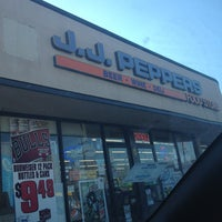 Photo taken at JJ Peppers by Turquoise L. on 2/15/2013