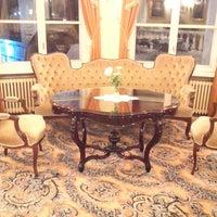 Photo taken at Hotel Haikko Manor Porvoo by Kirill R. on 8/18/2013