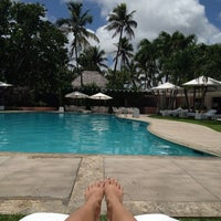 Photo taken at Lyford Cay Club Pool by Natalia A. on 7/11/2013