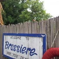 Photo taken at Brassiere Beach Resort by Vicky E. on 6/9/2014