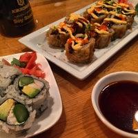 Photo taken at Makoto's Japanese Steak House & Sushi Bar by Jordan C. on 5/17/2016