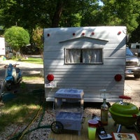 Photo taken at Pecan Grove RV Park by Alex L. on 6/28/2013