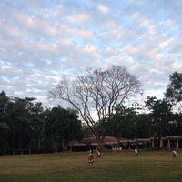 Photo taken at Assumption Antipolo by Angel J. on 1/24/2015