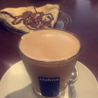 Photo taken at Lavazza by Ghadah on 5/3/2016