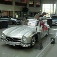 Photo taken at Mercedes-Benz Nederland B.V. by Bastian V. on 4/24/2013