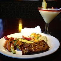 Photo taken at Tony Roma's: Ribs, Seafood & Steaks by Melissa M. on 5/16/2013