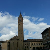 Photo taken at Cattedrale di San Giovanni Battista by Gianluca B. on 5/11/2013
