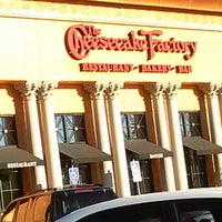 Photo taken at The Cheesecake Factory by Quimani B. on 8/1/2013