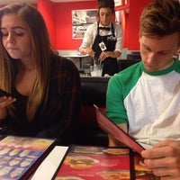 Photo taken at Steak 'n Shake by Paige R. on 8/2/2014