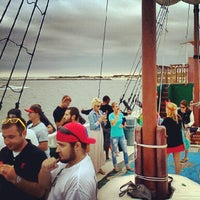 Photo taken at Duckaneer Pirate Ship by Alex on 9/17/2012