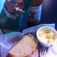 Photo taken at Sunnyside Market & Deli by S. Courtney W. on 5/6/2013