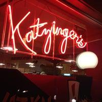 Photo taken at Katzinger's Delicatessen by Rob P. on 4/17/2013