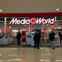 Photo taken at Media World by Damyen on 2/9/2013