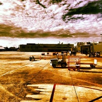 Photo taken at Pensacola International Airport (PNS) by Jeremi K. on 11/11/2012