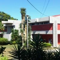 Photo taken at Facultad de Arquitectura Diseño y Urbanismo by Livio R. on 1/25/2013