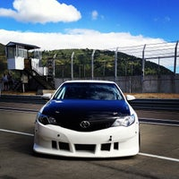 Photo taken at Taupo Motorsport Park by Andre S. on 3/7/2013