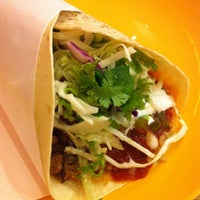 Photo taken at Dos Tacos by AMI on 8/27/2013