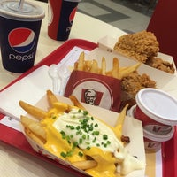Photo taken at KFC by eℓaine ♡. on 4/7/2014