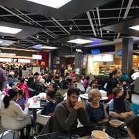 Photo taken at Westfield Montgomery Mall Food Court by Titi P. on 11/26/2016