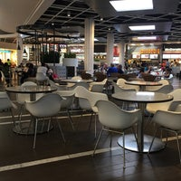 Photo taken at Westfield Montgomery Mall Food Court by Titi P. on 9/15/2016