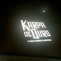 Photo taken at Karpa de Ouro by Thiago L. on 2/22/2013