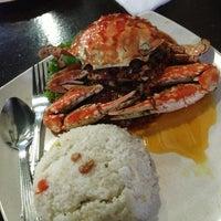Photo taken at Restoran Azura by Fadzley A. on 3/7/2013