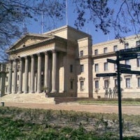 Photo taken at East Campus, Wits University by Kiki S. on 2/9/2013