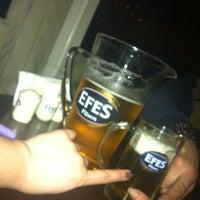 Photo taken at Efes Garden Pub by İnci K. on 2/11/2013