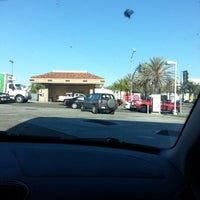 Photo taken at Shell by Kez O. on 1/31/2013