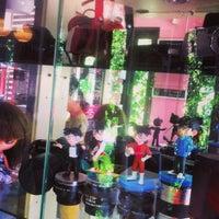 Photo taken at Lomo Cafe'' by lekmeepooh on 6/13/2013
