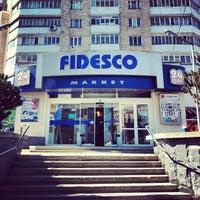 Photo taken at Fidesco by Sebastian S. on 3/31/2014