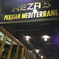 Photo taken at Reza's by Brannon S. on 9/15/2013