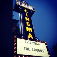 Photo taken at St. Johns Twin Cinema and Pub by R.c. M. on 4/10/2013
