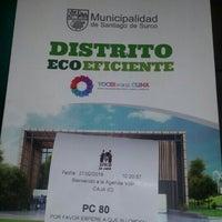 Photo taken at Municipalidad de Santiago de Surco by Emma O. on 2/27/2016