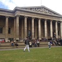 Photo taken at British Museum by Adam W. on 5/5/2013