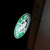 Photo taken at Starbucks by Just M. on 8/10/2013