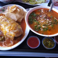 Photo taken at Panchos Tacos by Junsuke S. on 2/2/2013