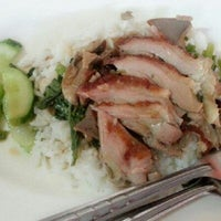 Photo taken at ยิ้มยิ้มโภชนา by Annee T. on 1/27/2013