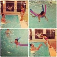 Photo taken at Hilton Garden Inn Greensboro by Gracielle on 8/20/2013